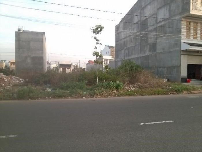 Bán đất MT Nguyễn Hữu Trí,  đã có sổ hồng