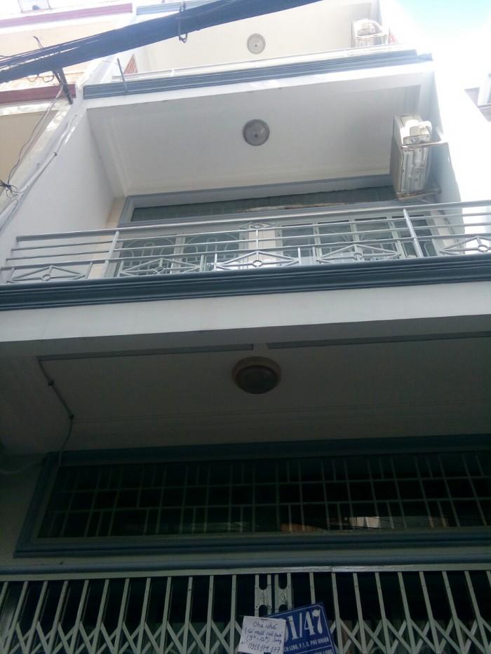 Cho thuê nhà 5 đường 11 ( Miếu Nổi ) phường 2 Phú Nhuận