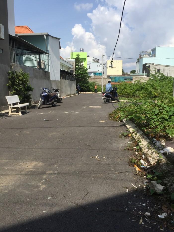 Bán Lô Đất ,HXH,Đường Lê Văn Thịnh Quận 2, SHR Sang Tên Ngay.