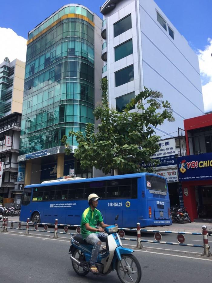 Bán tòa căn hộ dịch vụ MT đường Điện Biên Phủ, P. 6, Q.3, DT: 4x26m, 5 lầu