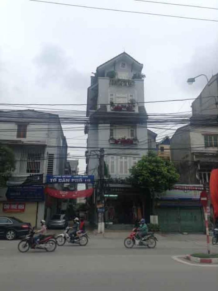 Bán nhà mặt phố Vạn Phúc lô góc 50m2