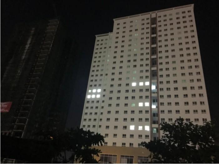 Chính chủ cho thuê căn hộ Topaz Q.8 76m2 2PN- có 2 máy lạnh, tủ quần áo, kệ bếp.