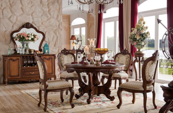 bàn ghế cổ điển châu âu1