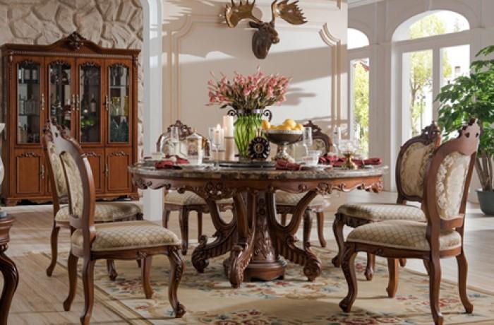 bàn ghế gỗ cổ điển giá rẻ12