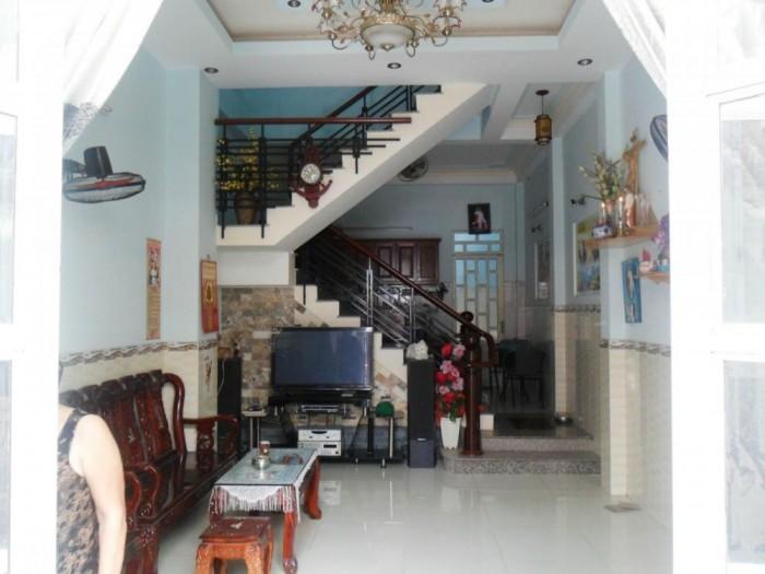 Nhà MT Nguyễn Đình Chiểu, P.Đakao, Quận 1, DT: 9.3x28m