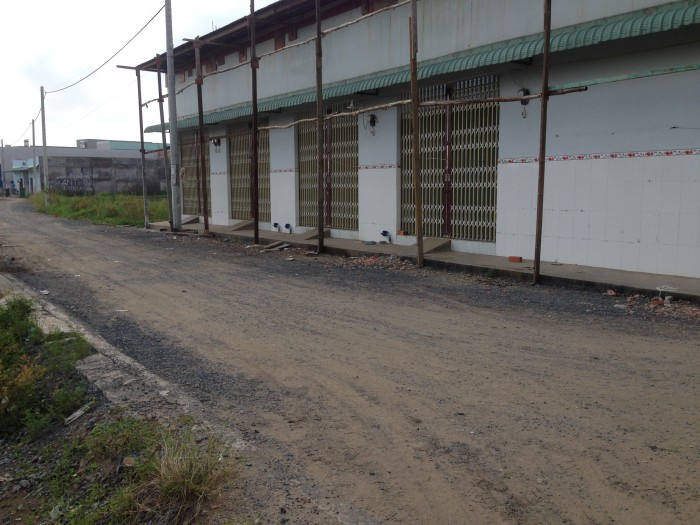 Đất đường nội bộ 100m2 SHR ngay Khu Công Nghiệp Cầu Tràm