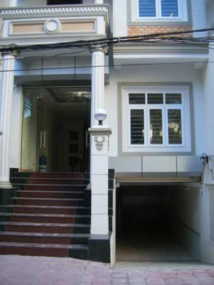 Nhà Mặt Tiền Nguyễn Văn Thủ, P.Đakao, Quận 1, DT: 13x25m