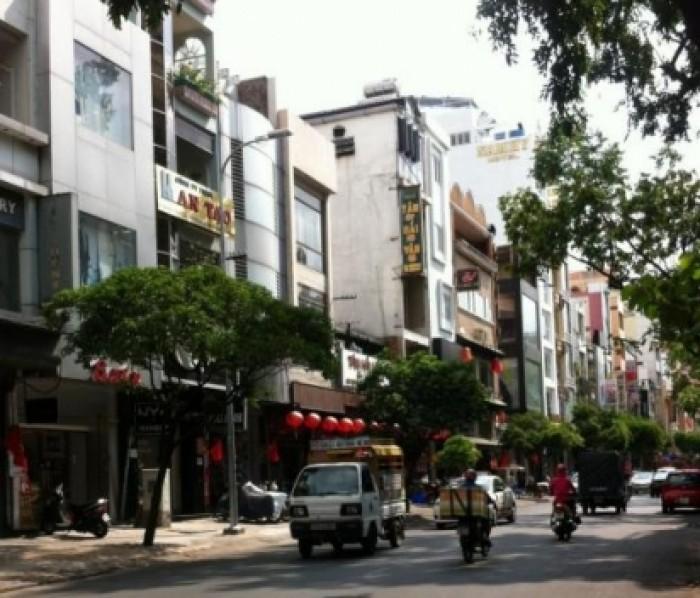 Nhà MT Thủ Khoa Huân, Phường Bến Thành, Quận 1, DT: 5x23m
