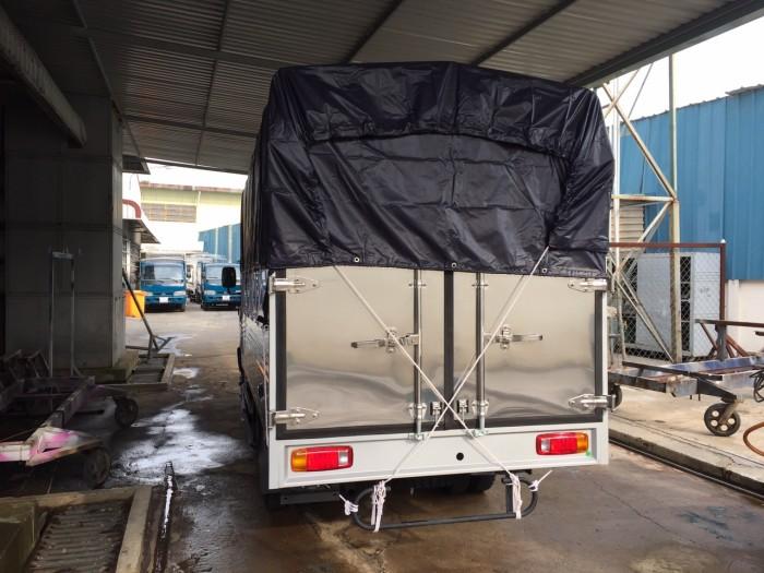 Xe tải Kia 1,25 tấn - 1,4 tấn - 1,9 tấn - 2,4 tấn mới 2017. Hỗ trợ trả góp thủ tục nhanh gọn.