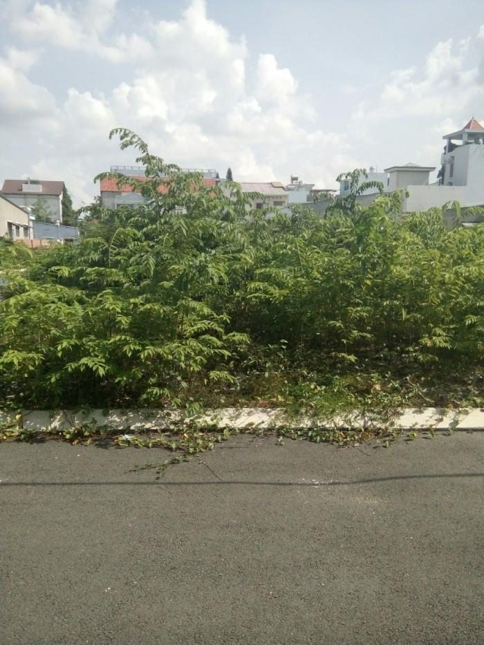 Cần bán đất mặt tiền vành đai II ụ ghe, Tam Phú Thủ Đức 55.5m2
