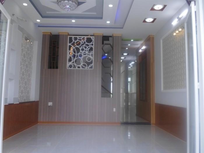 Biệt Thự Sang trọng MT Hồ Xuân Hương, P.6, Quận 3, DT: 14x20m