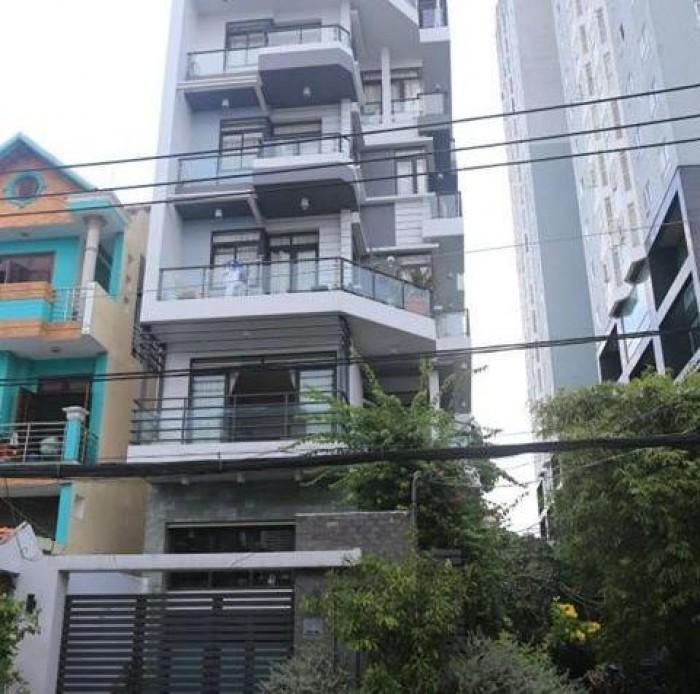 Bán Nhà MT Võ Văn Tần, Quận 3 [DT: 4.4x20m, Xây Hầm 7 Lầu], HĐ