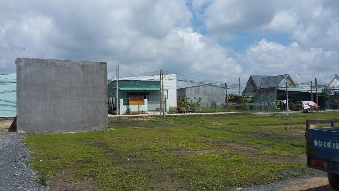 Cần bán gấp Đất Thổ Cư Bình Chánh 1900m2, đường Tân Liễu, Xã Hưng Long