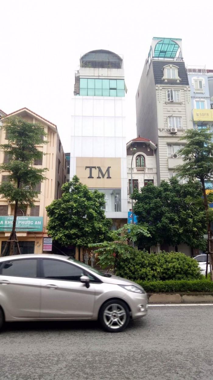 Cho thuê nhà siêu đẹp tại mặt phố Trung Kính