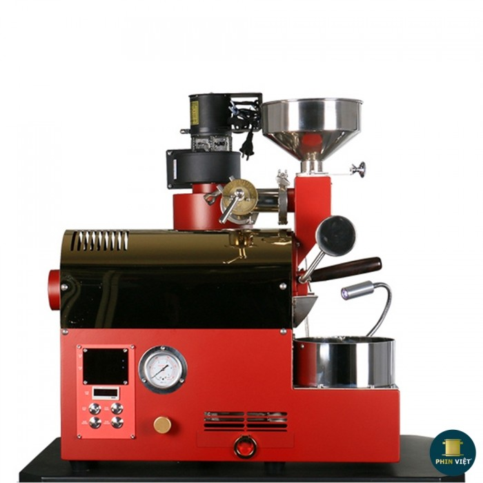 Máy rang cà phê Santoker R3000