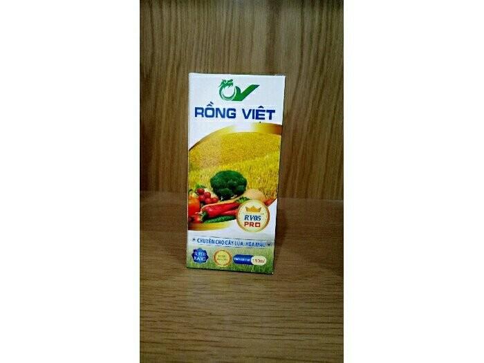 Phân bón sinh học cao cấp Rồng Việt1