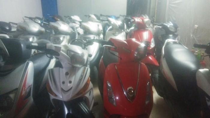 Cho thuê xe máy các loại giá hợp lý tại hải phòng 0