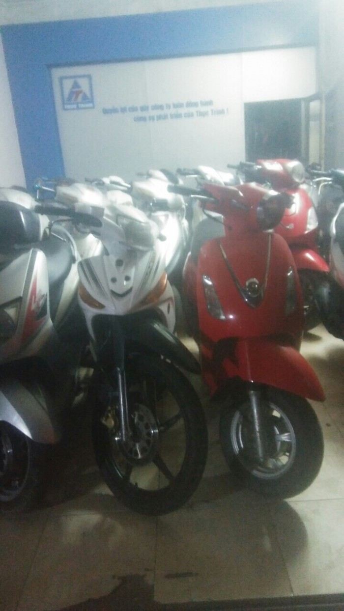 Cho thuê xe máy các loại giá hợp lý tại hải phòng 1