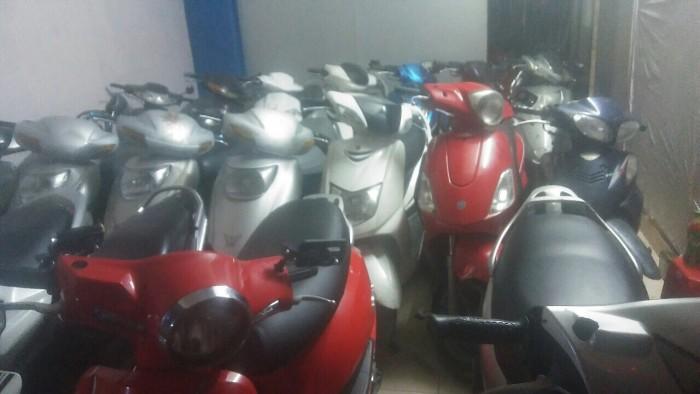 Cho thuê xe máy các loại giá hợp lý tại hải phòng 2