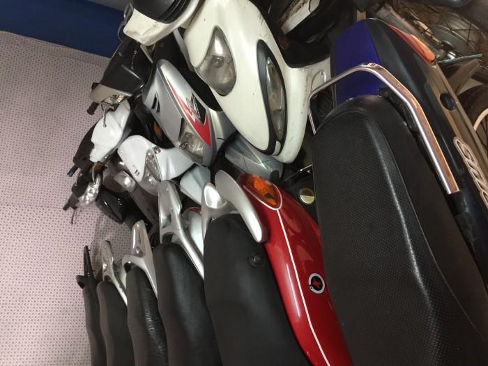 Cho thuê xe máy các loại giá hợp lý tại hải phòng 3