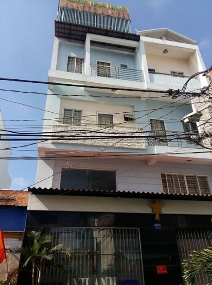 Bán MOTEL đường 18D quận Bình Tân