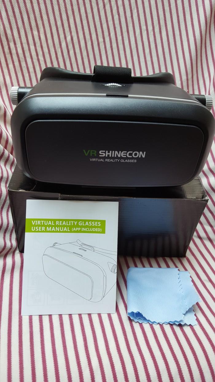 Kính thực tế ảo VR Shinecon (Kính xem phim 3D trên điện thoại)1