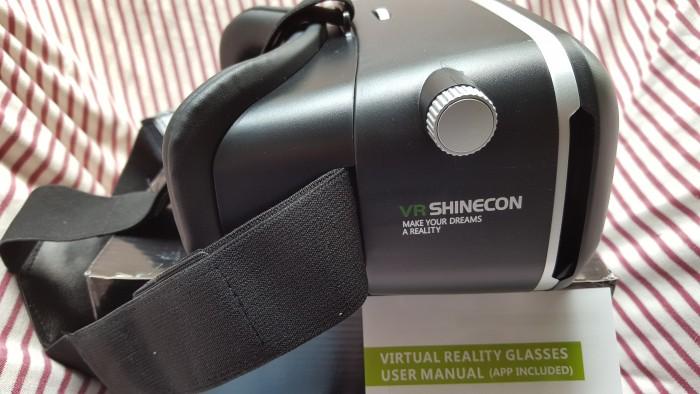 Kính thực tế ảo VR Shinecon (Kính xem phim 3D trên điện thoại)4