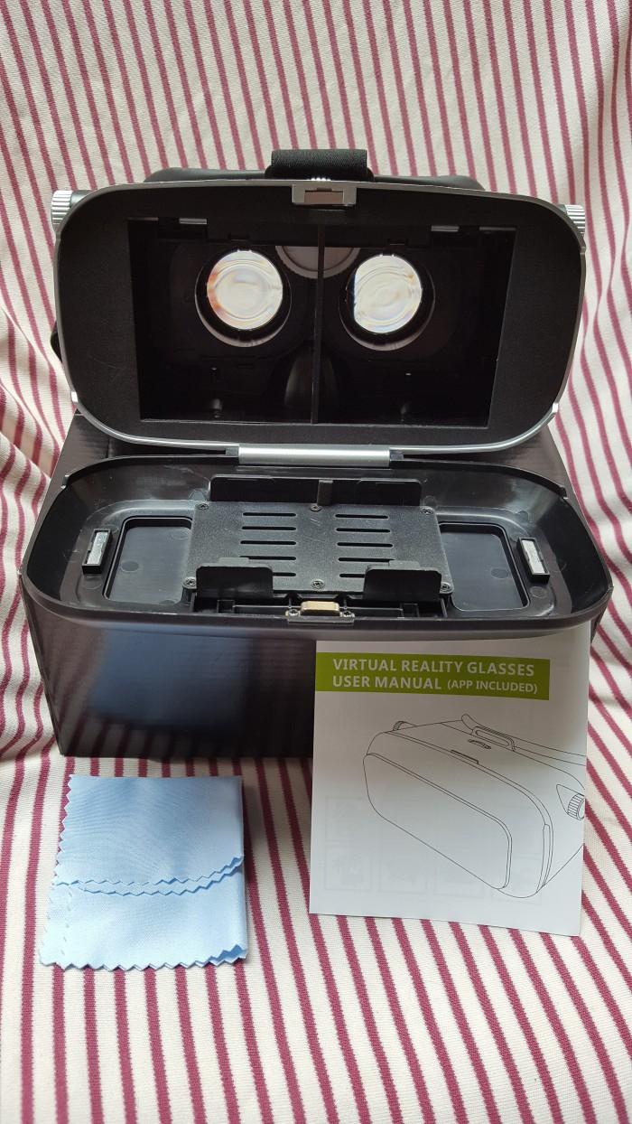 Kính thực tế ảo VR Shinecon (Kính xem phim 3D trên điện thoại)6