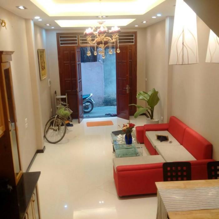 Bán nhà ngõ phố Nam Đồng  Đống Đa 45m2 x 4 tầng đẹp mặt ngõ thông