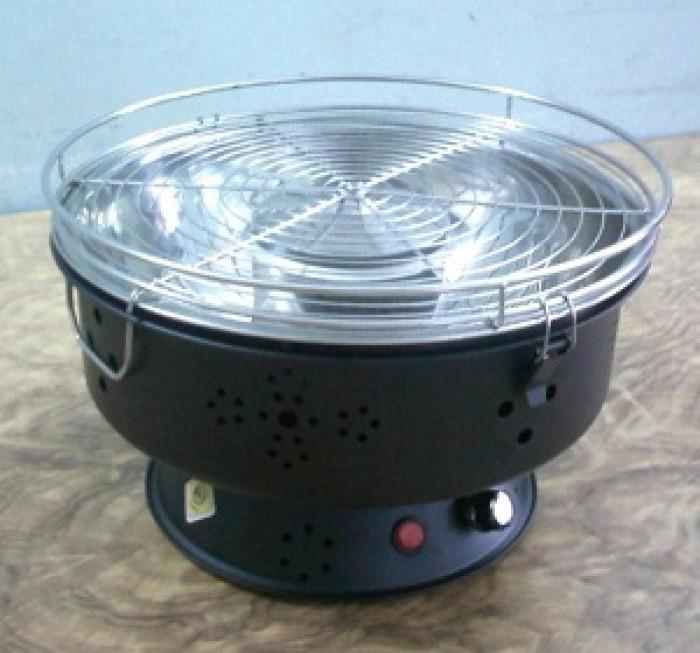 Bếp nướng không khói cắm điện trực tiếp, bếp nướng Nam Hồng BN300 xuất khẩu8