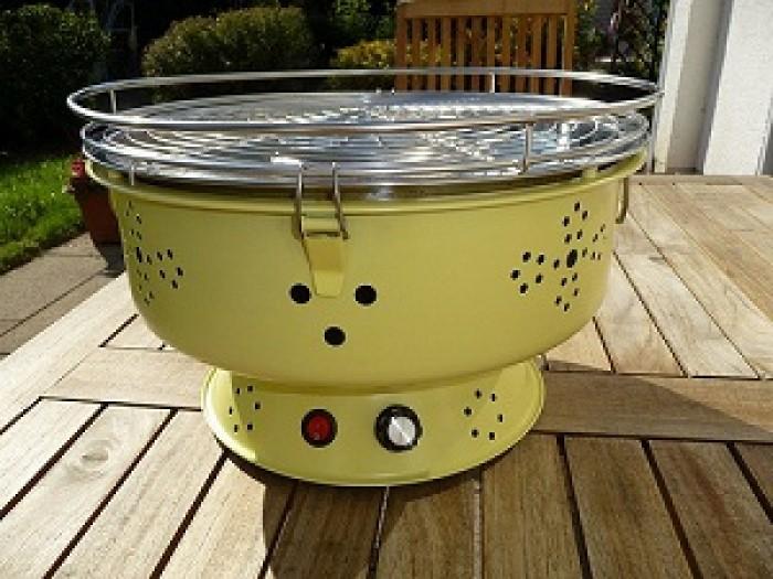 Bếp nướng không khói cắm điện trực tiếp, bếp nướng Nam Hồng BN300 xuất khẩu9