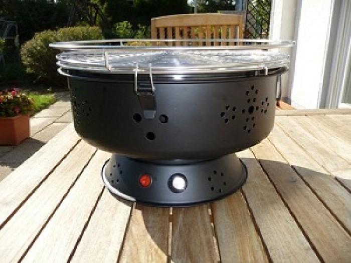 Bếp nướng không khói cắm điện trực tiếp, bếp nướng Nam Hồng BN300 xuất khẩu12
