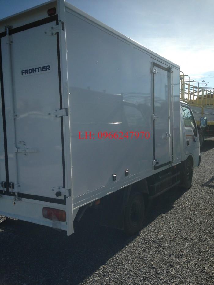 Xe Tải Kia 1.9 tấn của THACO Trường Hải, giá bằng 1.25 tấn, hỗ trợ trả góp 4