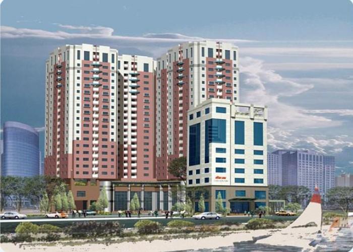 Bán căn hộ Central Garden  Võ Văn Kiệt quận 1, Diện tích 82m