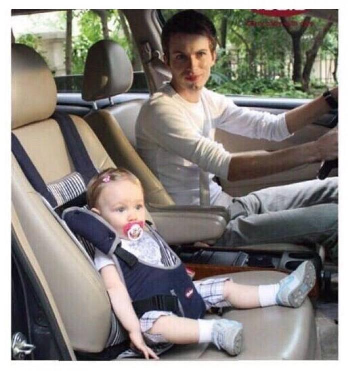 Đai an toàn ô tô cho bé cao cấp NX9560