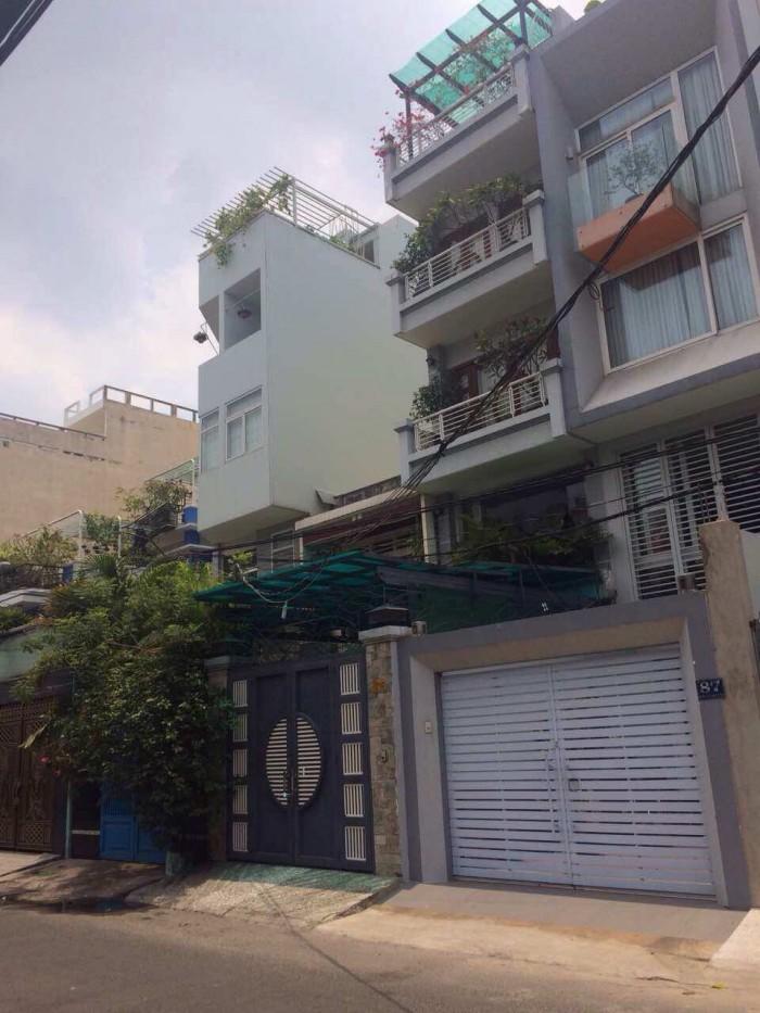 Bán nhà MT Đường Nguyễn Phúc Nguyên, Q3, xây 2 lầu. DT: 5x21m