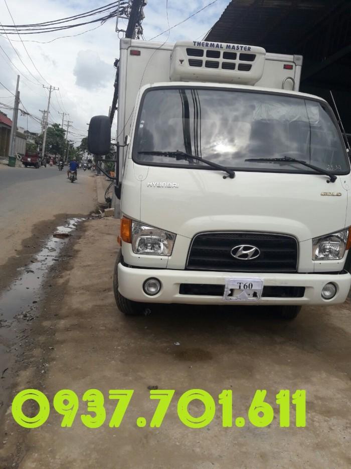 Bán Xe Tải Đông Lạnh Hyundai Hd72 3.5t Nhập Khẩu Hỗ Trợ Vay Cao Giá Tốt 1