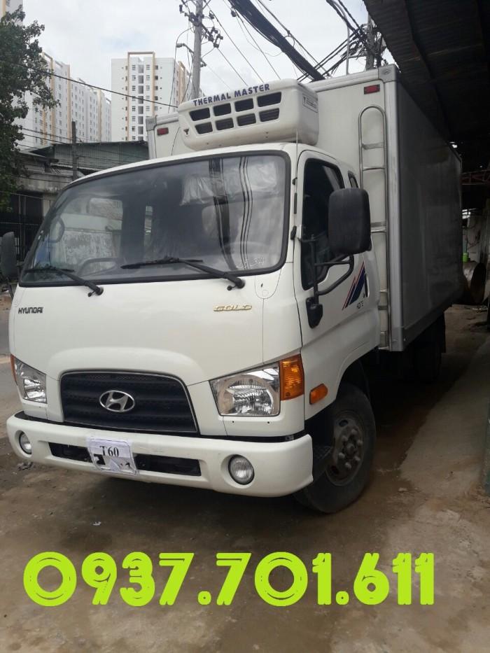 Bán Xe Tải Đông Lạnh Hyundai Hd72 3.5t Nhập Khẩu Hỗ Trợ Vay Cao Giá Tốt 0