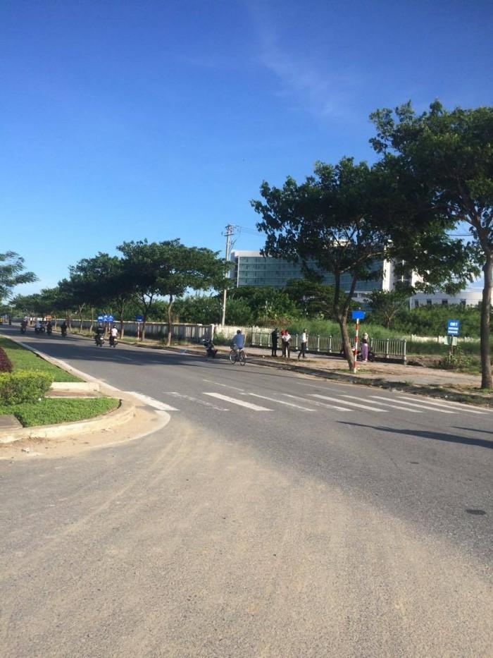 Bán đất đường Nguyễn Sinh Sắc. Con đường huyết mạch của thành phố Đà Nẵng DT: 100m2