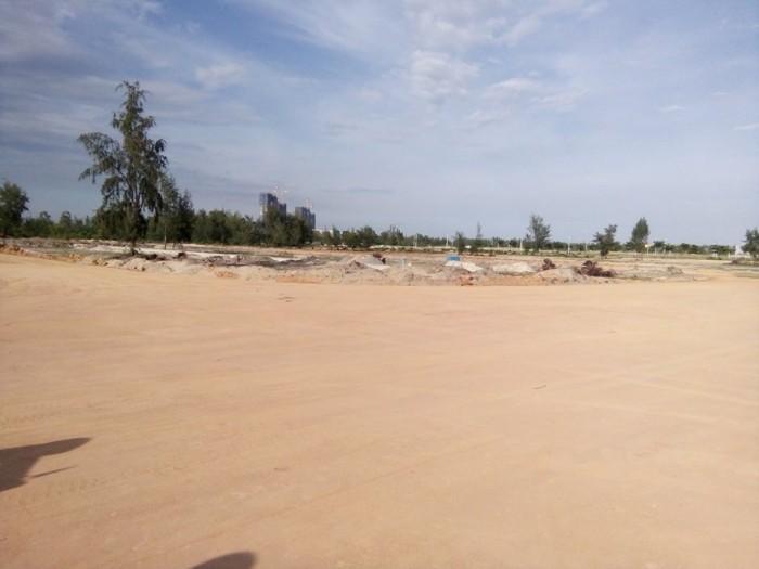 Đất dự án phía Nam Đà Nẵng 2 mặt tiền 8x20m đường 27m giao 20,5m