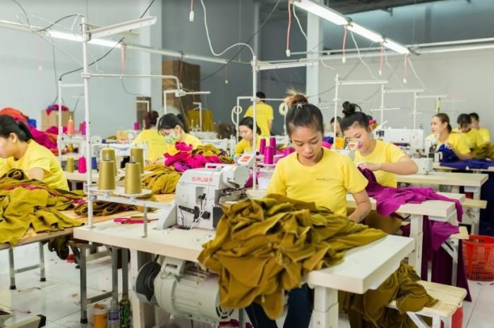 AnnA Uniforms là xưởng may nổi tiếng với chất liệu tốt, chất lượng được chọn lựa từ nguồn uy tín.