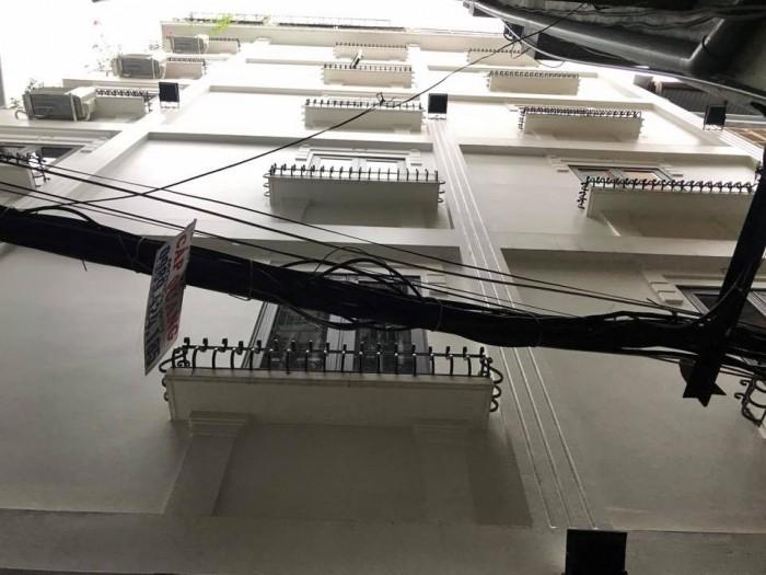 Bán gấp nhà Chợ Giời Trần Khát Chân 42m2, mt hơn 12m