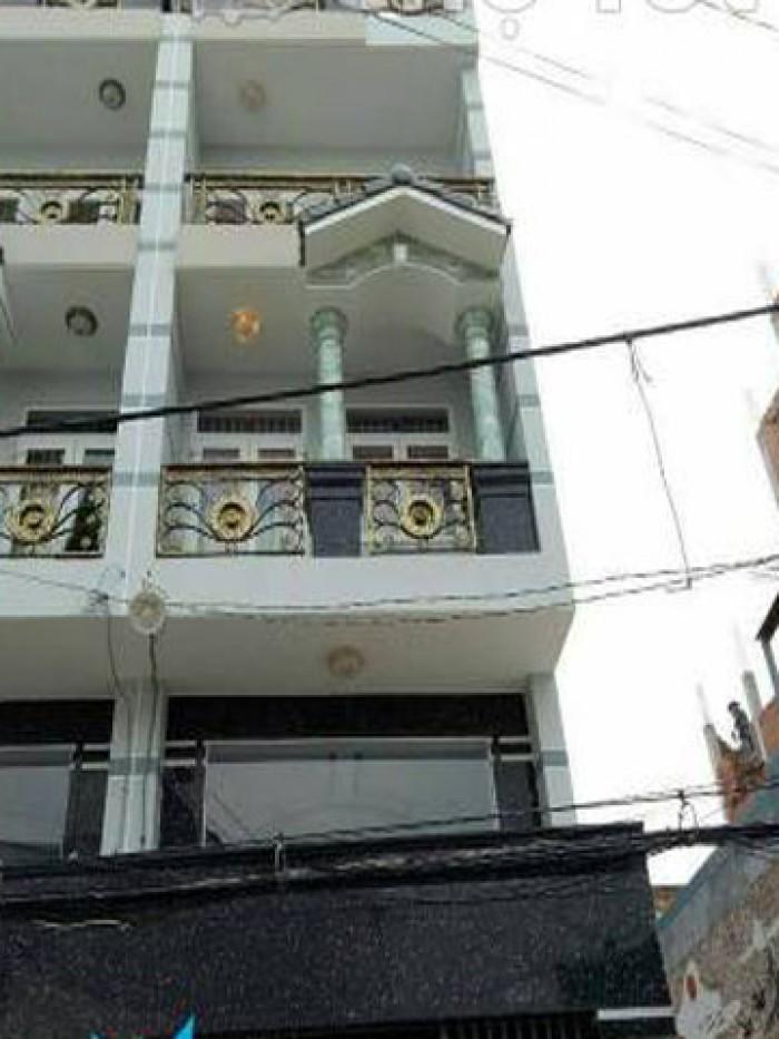 Nhà sổ riêng 55m2 Bình Tân thông kinh doanh mua bán