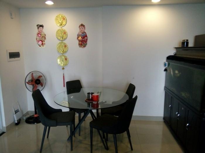 View NgVanLinh, dt71m2, nhà trống mới giao đầu tháng 9, giá rẻ