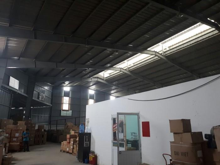 Cho thuê kho xưởng Đường Tô Ngọc Vân, phường 15 - Quận Gò Vấp