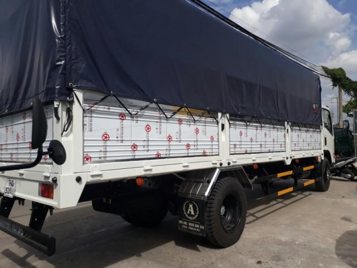 Thùng xe tải isuzu vĩnh phát 8.2 tấn