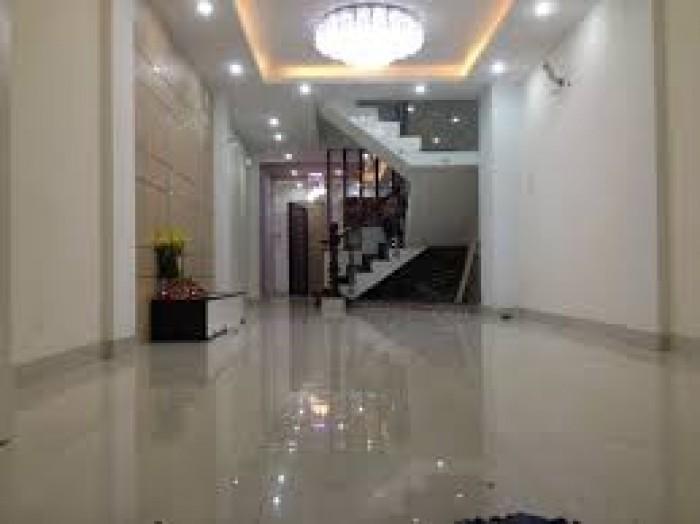 Nhà MT Nguyễn Đình Chiểu [DT: 5.6x18m, CN: 118m2] Q.3, Hầm, 5 Lầu