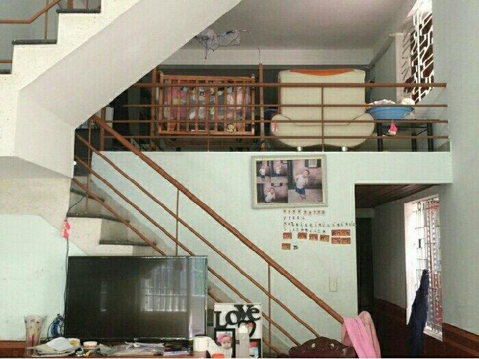 Nhà 2 tầng kiệt Mai Lão Bạng
