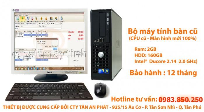 Máy tính bàn cũ giá rẻ tại Đà Nẵng0