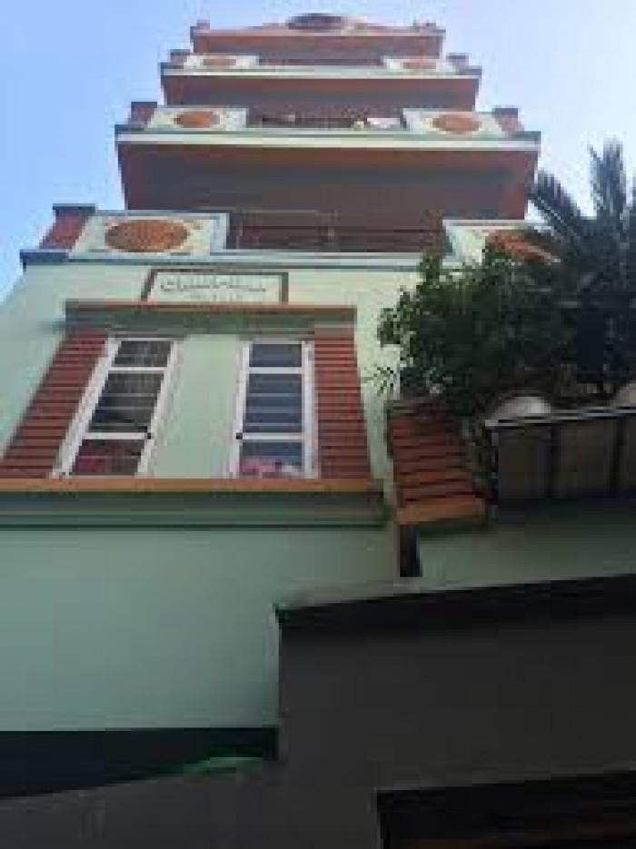 Bán Nhà Hẽm Xe Hơi Trần Quang Diệu, P13, Quận 3. Dt 4x24m2. 6 Lầu.